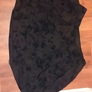 Torrid plus size skirt .